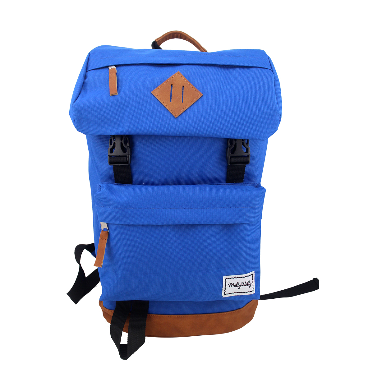 Top Flap Square Backpack
